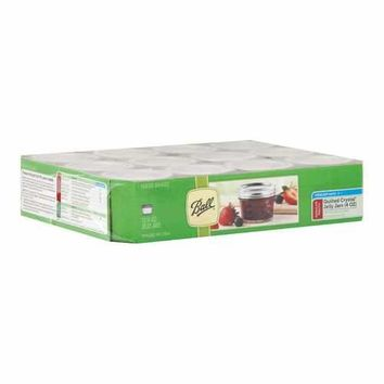 Ball Canning Jelly Jar Set - Case of 1 - 12 Count