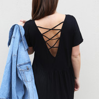 New Beginnings Top {Black}