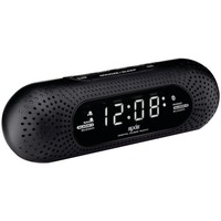 SXE SXE86002 Bluetooth(R) Speaker Dual Alarm Clock Radio