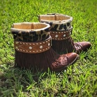 Wild side Gypsy Boot from Ritzy Gypsy Boutique