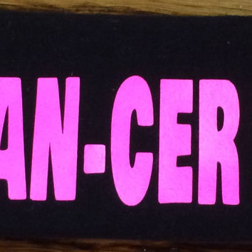 I-Can-Survive Cancer Janiband