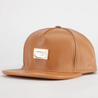 Chuck Originals The Champ Mens Strapback Hat Camel One Size For Men 23351541001