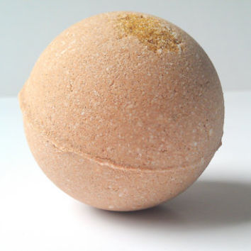 Brown Sugar and Fig Bath Bomb by ZEN-ful, Bath Bombs, Bath Fizzy, Gift Ideas, Bath Bomb 4.5 oz
