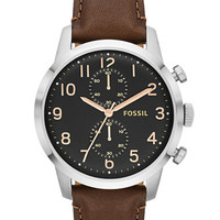 Fossil Mens Townsman Chronograph Watch