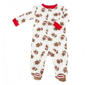 CUTE NEW SOCK MONKEY BABY CLOTHES, BLANKETS, & TOYS « Sock Monkey Company