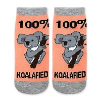 Koalafied Ankle Socks