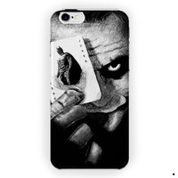 Joker Black White Dc Collectibles For iPhone 6 / 6 Plus Case
