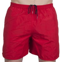 All-Day Swim Trunks Solid Red