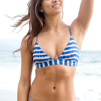 ACACIA SWIMWEAR - Awapuhi Top / Pacific