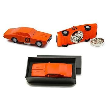 Orange Speedster Grinder