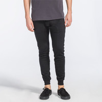 Uncle Ralph Mens French Terry Jogger Pants Black  In Sizes