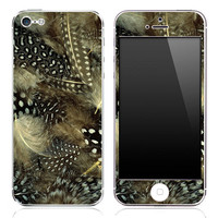 Wild Peacock iPhone 3g/3gs, 4/4s or 5 Skin