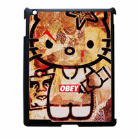 Obey Hello Kitty iPad 2 Case