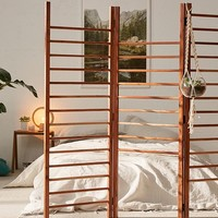 Luciana Ladder Storage Room Divider Screen | Urban Outfitters