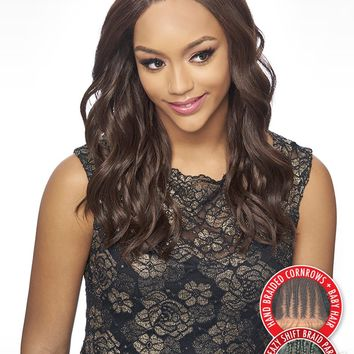 KIMA BRAID LACE WIG (SYNTHETIC HAIR WIG) - KBW03