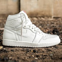 AIR JORDAN 1 RETRO HIGH OG - SAIL/UNIVERSITY RED
