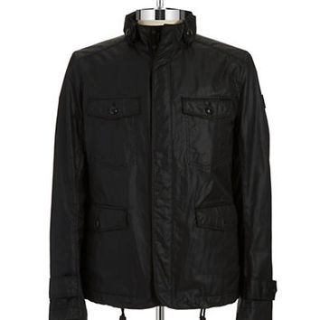 Hugo Boss Zip Up Utility Jacket