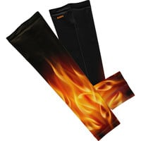 Fire Black Arm Sleeve