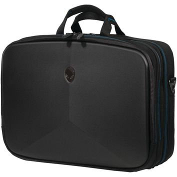 "Mobile Edge 15.6"" Alienware Vindicator 2.0 Checkpoint-friendly Briefcase"
