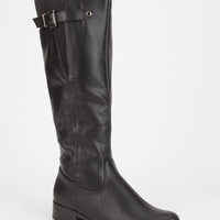SODA Encina Womens Riding Boots | Boots & Booties