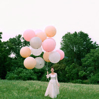 """36"""" Giant Balloon - 12 Pack - Pick Your Colour - Wedding & Event Supplies - Photo Prop"""