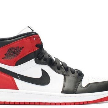 Air Jordan 1 Retro Black Toe Gs 2016 - Beauty Ticks