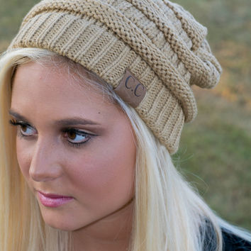 CC Beanie-Several Colors