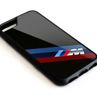 BMW Logo M Series Automotive iPhone X 5s 5c 6 6s 7 8 Plus Hard Plastic Case