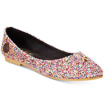 Loly in the sky Michaela Sprinkle Flats | macys.com