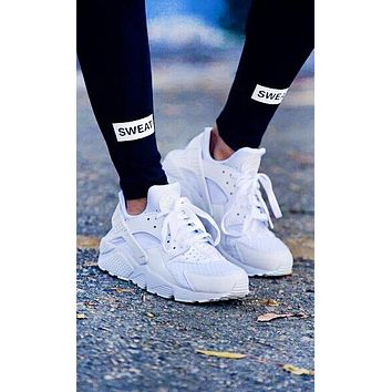 Free shipping-Nike Air Huarache Classic Tide brand sneakers