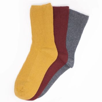 Basic Striped Sock