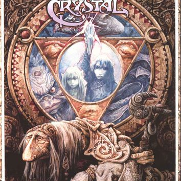 The Dark Crystal Movie Poster 24x36