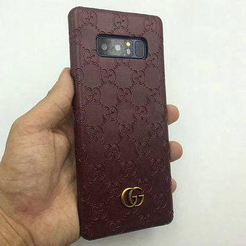 Perfect Gucci  Phone Cover Case For Samsung Note8
