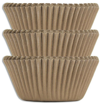 Natural Unbleached Baking Cups