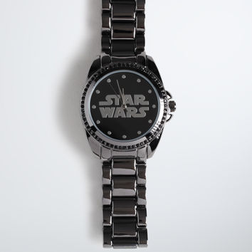 Star Wars Pave Watch