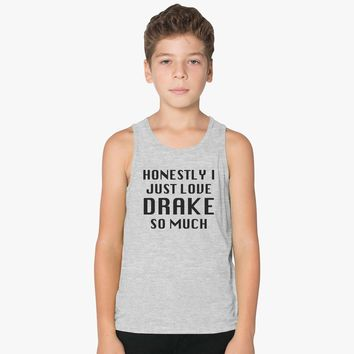 Just Love Drake Kids Tank Top