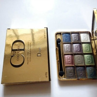 New diorcd 12 colors eyeshadow makeup pigment palette