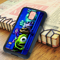 Walt Disney Monster University Samsung Galaxy S5 Case