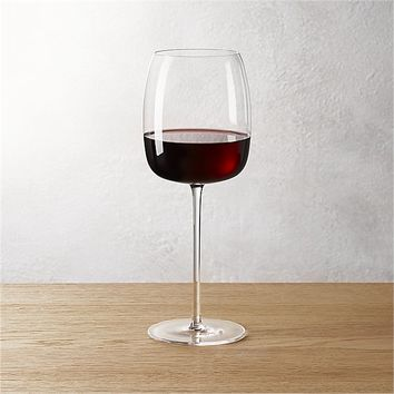 cru red wine glass