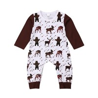 Boys Arrow Wild wild west Romper