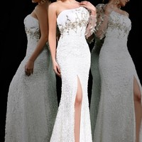 MNM Couture 8146 | Prom Dresses | Designer Dresses | Homecoming Dresses | Pageant Gowns | GownGarden.com