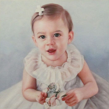 Your Portrait Oil Painting Portrait. Custom Portrait. Custom Oil Painting. Custom Painting. Commission portrait. Photo to Painting.
