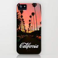 California iPhone & iPod Case by Tumblr Fashion