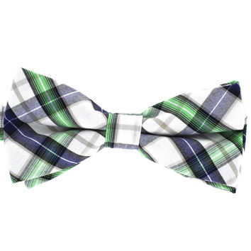 Tok Tok Designs Pre-Tied Bow Tie for Men & Teenagers (B383, 100% Cotton)