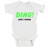 Ding! Level One Human Gerber Onesuit ®