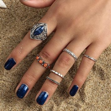 Accessory Ring Gemstone Set [10802524035]