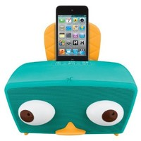 Phineas and Ferb Perry-Diculous iPod Boom box (PF-415)