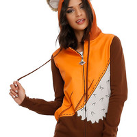 Star Wars Ewok Girls Costume Hoodie