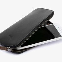 Phone Pocket - Slim Leather Wallets by Bellroy