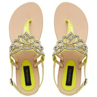 Princess Embellished Sandal - Forever New